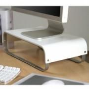 Stand Cupertino Alb pentru Monitor, Imprimanta sau PC Computer