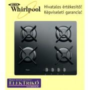 Whirlpool AKT 6414/NB beépíthető üveg felületű gázfőzőlap