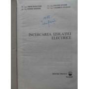 Incercarea Izolatiei Electrice - T. Horvath B. Mathe E. Nemeth V. Stanciu