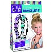Wooky Entertainment Style Me Up! Shamballa Style Bracelets