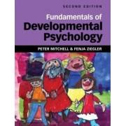 Fundamentals of Developmental Psychology by Peter Mitchell