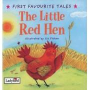 The Little Red Hen by Ladybird