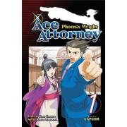 Phoenix Wright: Ace Attorney, Volume 1 by Kenji Kuroda