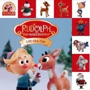 Rudolph the Red-Nosed Reindeer Lift-The-Tab by Roger Priddy