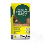 Mortar de zidarie - Weber KL15 - 30 KG