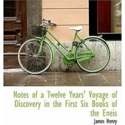 Notes of a Twelve Years' Voyage of Discovery in the First Six Books of the Eneis by James Henry II
