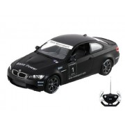 Radio Remote Control 1/14 Scale Bmw M3 Motor Sport Super Sport Car Rtr (Flat Black)