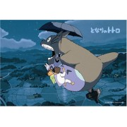 Studio Ghibli Jigsaw Puzzles: My Neighbor Totoro 70-Piece Puzzle - A Walk in the Night Sky (japan import)