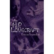 An H.P. Lovecraft Encyclopedia by David E. Schultz
