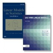 SAS System for Linear Models: AND Linear Models in Statistics, 2r.ed by Ramon Littell