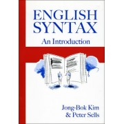 English Syntax by Jong-Bok Kim