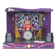 Cabbage Patch Kids Mini Dolls Interactive Concert Stage For Pop Star Girls