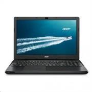 """Acer TravelMate TMP257-M-39UY i3-4005U(1,70 GHz) 4GB 500GB 15.6"""" matný DVDRW Integ.graf. Win7+Win8 Pro čierna 2r"""