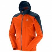 Salomon - Bonatti WP Jacket - Hardshelljacke Gr XL orange/rot