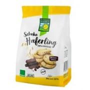 Haferling Biscuiti Ecologici din Faina de Alac cu Unt si Ciocolata Neagra Bohlsener Pronat 125gr