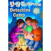 A to Z Mysteries Super Edition No1 by Ron Roy