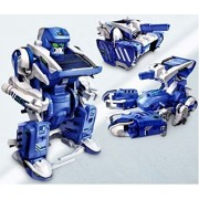 3-in-1 Assembly Solar Robotic Kit Robot Perfect Education Tool