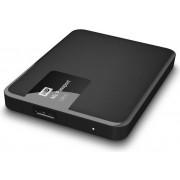 Hard disk extern WD My Passport Ultra 500GB Black USB 3.0 Hardware Encryption