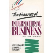 The Essence of International Business by J. H. Taggart