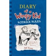 Rodrick Rules: Diary of a Wimpy Kid by Jeff Kinney