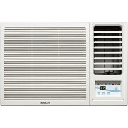 Hitachi RAW318KVDI Window AC (1.5 Ton, White, Copper)
