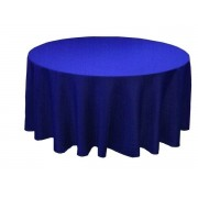 Tablecloth 275cm (Diameter) Round - Royal