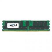 Crucial CT32G4RFD424A Memoria RAM da 32 GB, DDR4, 2400 MHz, ECC R 1,2V, Blu