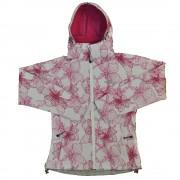 X-Mountain Spirit Дамско Яке Ветровка White Pink 8105