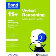 Bond 11+: Verbal Reasoning: Assessment Papers by J. M. Bond