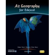 A2 Geography for Edexcel Student Book: Students' Book by Bob Digby