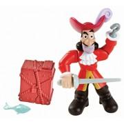 Jake ei pirati - combattenti pirati Playset Hook (Mattel CBC66)