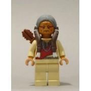 Lego Lone Ranger Chief Big Bear Minifigure