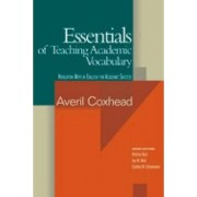 Essentials of Teaching Academic Vocabulary by Patricia Byrd