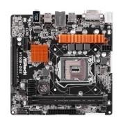 Tarjeta Madre ASRock micro ATX H110M-DGS, S-1151, Intel H110, USB 3.0, 32GB DDR4, para Intel