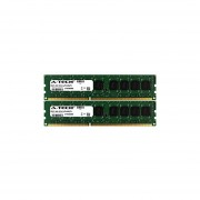 8GB KIT (2 X 4GB) For Dell PowerEdge Series R210 T110. DIMM DDR3 ECC Unbuffered PC3-10600 1333MHz RAM Memory. Genuine A-Tech Brand.