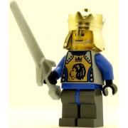 LEGO Castle Minifig Knights Kingdom II King Mathias