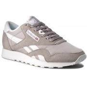 Обувки Reebok - Cl Nylon BD4903 Whisper Grey/White