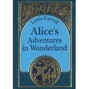 Alice's Adventures in Wonderland Minibook by Lewis Carroll