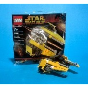 Lego Star Wars: Mini Jedi Starfighter Jeu De Construction 6966 (Dans Un Sac)
