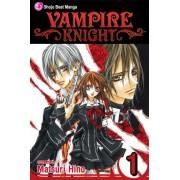 Vampire Knight: v. 1 by Matsuri Hino