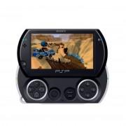 Console PSP Go! noire