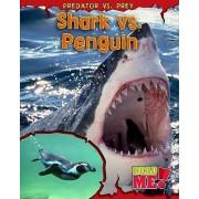 Shark vs. Penguin by Mary Meinking