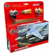 Airfix 1:72 Bae Harrier GR9 Gift Set