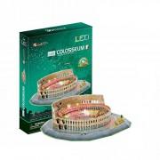 Cubic Fun L194H - 3D Puzzle Il Colosseo con LED Roma Italia