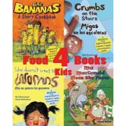 Four Food Books for Children by Karl Beckstrand