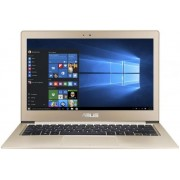 "Ultrabook™ ASUS ZenBook UX303UB-R4045T (Procesor Intel® Core™ i5-6200U (3M Cache, up to 2.80 GHz), Skylake, 13.3""FHD, 8GB, 128GB SSD, nVidia GeForce 940M@2GB, Wireless AC, Tastatura Iluminata, Windows 10, Icicle Gold)"