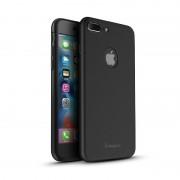 Husa Ipaky Iphone 7 Plus Full Cover 360, Negru