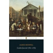 London Journal 1762-1763 by James Boswell