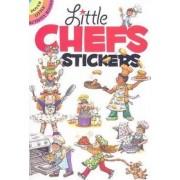 Little Chefs Stickers by Yu-Mei Han