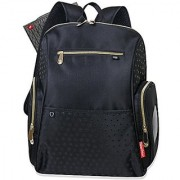 Fisher-Price Fashion diaper backpack with Fastfinder pocket system